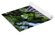 Tree In Lavender Yoga Mat