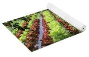 Vegetable Garden  Yoga Mat