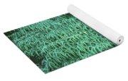100134 Uluhe Ferns Hawaii Yoga Mat