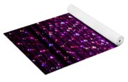 Abstract Lights Yoga Mat