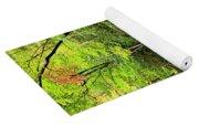 1266 Great Smoky Mountain National Park Yoga Mat