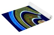 1408 Abstract Thought Yoga Mat
