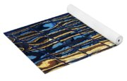 Abstract Reflection Yoga Mat