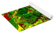1683 Abstract Thought Yoga Mat