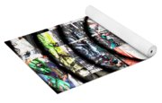 1766 Abstract Thought Yoga Mat
