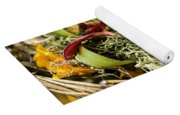 Bali Offerings Yoga Mat