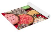 Christmas Cookies Yoga Mat