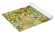 Golden Lily Yoga Mat