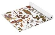 Herbarium Specimen Yoga Mat