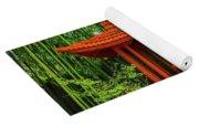 Japanese Garden Yoga Mat