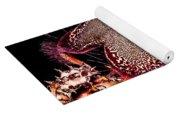 Persian Carpet Flower Yoga Mat