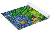 Presidio Vineyard Yoga Mat