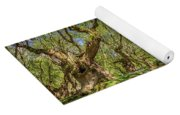 Relaxing Planes Trees Arbor Yoga Mat