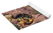 Sea Anemones Yoga Mat