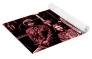 The Allman Brothers Collection Yoga Mat