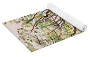 The Flowering Orchard Yoga Mat
