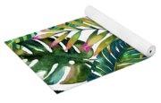 Tropical  Yoga Mat