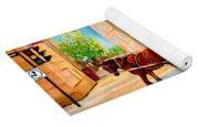Montreal Paintings Yoga Mat