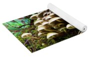 Mushrooms Yoga Mat