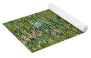 Patch Of Grass Yoga Mat