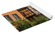 Streets Of Colmar Yoga Mat