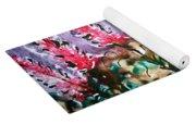 Divine Blooms Yoga Mat