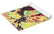 3d Color Dragon Yoga Mat
