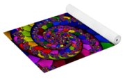 3x1 Abstract 909 Yoga Mat