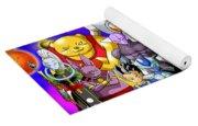 Dragon Ball Super Yoga Mat