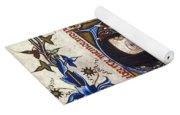Petrarch (1304-1374) Yoga Mat