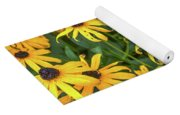 4400- Flowers Yoga Mat