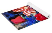 4th Of July Surprise  Yoga Mat