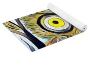 Owl Midnight Yoga Mat