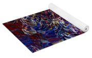 Abstract Yoga Mat