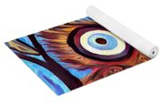 Owl Midnight Yoga Mat
