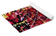 Is A Black Cloud Coming This Way Yoga Mat