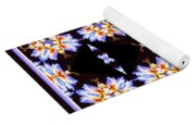 A Blast Of Winter Yoga Mat