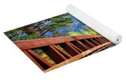 A Bridge To Beauty Yoga Mat