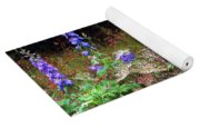 A Field Of Wildflowers Yoga Mat