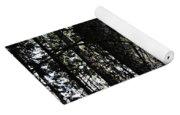 A Forest Walk Yoga Mat