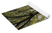 a Forest part 1 Yoga Mat