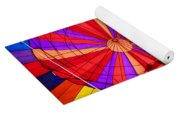 Temecula, Ca - A Rainbow Of Colors Yoga Mat