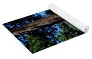 A Trees View Of Fallen Leaf Lake Yoga Mat