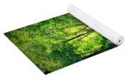 A Walk In The Park Yoga Mat