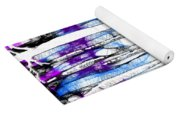 A Winters Day Yoga Mat