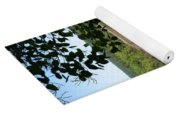 Above The Trees Yoga Mat