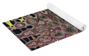 Abstract # 7952 3wa Yoga Mat