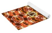 Abstract 120410 Yoga Mat