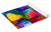 Abstract 1293 Yoga Mat