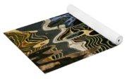 Abstract 13 Yoga Mat